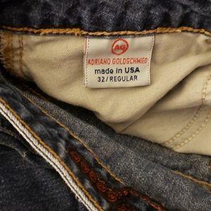 Womans AG Jeans